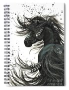 Majestic Spirit Horse  Spiral Notebook