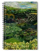 Majestic Valley Spiral Notebook