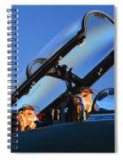 Major Douglass Spiral Notebook