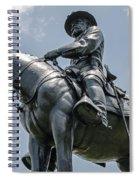 Major-general Oliver Howard  Spiral Notebook