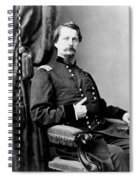 Major General Winfield Hancock Spiral Notebook