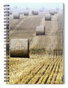 Make Hay While The Sun Shines  Spiral Notebook