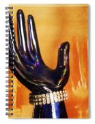 Make Mine Diamonds Spiral Notebook