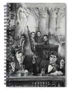Make Way For The Bad Guys Spiral Notebook