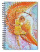 Make Your Soul Shine Spiral Notebook