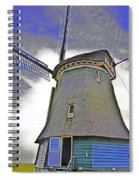Making Energy Dutch Style Spiral Notebook