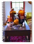Making Medicine Spiral Notebook