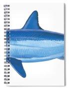 Mako Shark Spiral Notebook