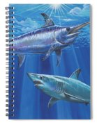 Mako Sword Off0024 Spiral Notebook