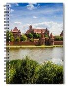 Malbork Castle Spiral Notebook