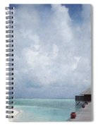 Maldives Spiral Notebook