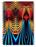 Male And Female Spiral Notebook