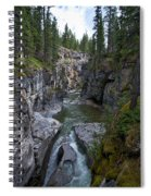 Maligne Canyon #2 Spiral Notebook