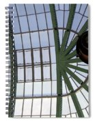 Mall Of Emirates Skylight Spiral Notebook