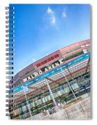 Malmo Arena 01 Spiral Notebook