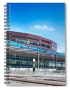 Malmo Arena 08 Spiral Notebook