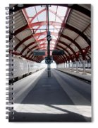 Malmo Central Station Spiral Notebook