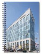 Malmo Point Hyllie Spiral Notebook