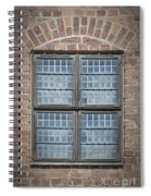 Malmohus Window Spiral Notebook