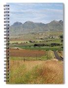 Maluti Mountains Spiral Notebook