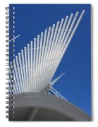 Mam Wing Tall Spiral Notebook