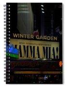 Mama Mia Spiral Notebook