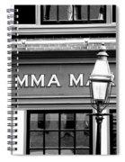 Mamma Mia Spiral Notebook