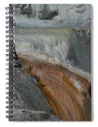Mammoth Springs 2.0070 Spiral Notebook