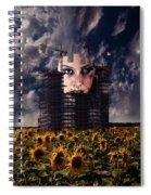 Man Made Spiral Notebook