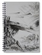 Man Of Sorrows Spiral Notebook