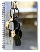 Manacles At The Old Fort Spiral Notebook