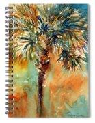 Manasota Key Palm 2 Spiral Notebook