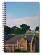 Manayunk - Saint John The Baptist Church Spiral Notebook