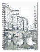 Manchester Spiral Notebook