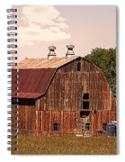 Mancos Colorado Barn Spiral Notebook