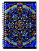Mandala 2 Spiral Notebook