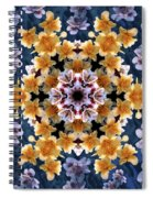 Mandala Alstro Spiral Notebook