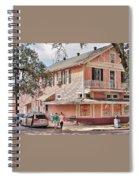 Mandina's Restaurant Spiral Notebook