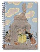 Mandoline Spiral Notebook