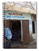 Mangrove Bar And Restaurant Spiral Notebook