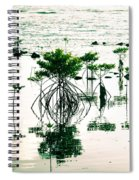 Mangroves Spiral Notebook