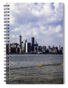 Manhattan On My Mind Spiral Notebook