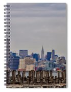 Manhattan View Spiral Notebook