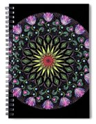 Manifestation Spiral Notebook