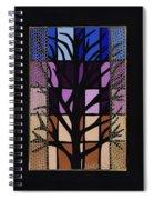 Manitoba Maple Spiral Notebook