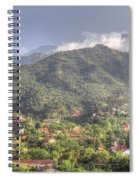 Manitou To The South I Spiral Notebook