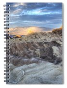 Manly Beacon Spiral Notebook