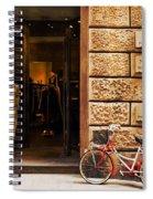 Mannequin Spiral Notebook