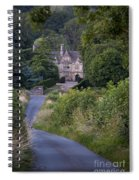 Manor House - Cotswolds Spiral Notebook