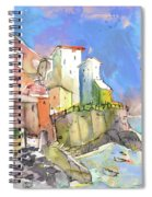 Manorola In Italy 05 Spiral Notebook